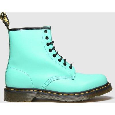 Dr Martens Light Green 1460 Boots