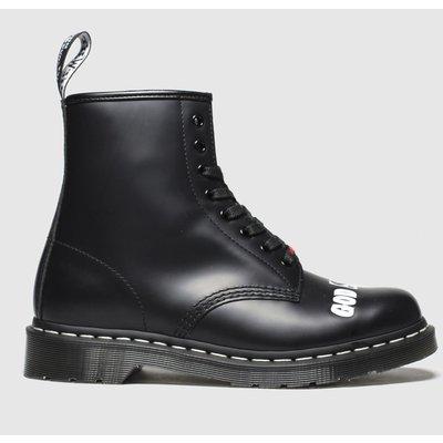 Dr Martens Black 1460 Sxp 8 Eye Boots