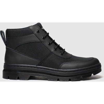 Dr Martens Black Bonny Tech 6 Eye Boots