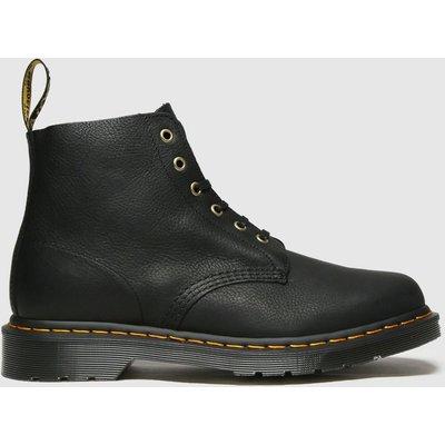 Dr Martens Black 101 Unbound 6 Eye Boots