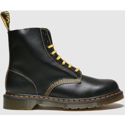 Dr Martens Black 1460 Pascal Atlas Boots