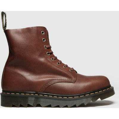 Dr Martens Brown 1460 Pascal Ziggy Boots