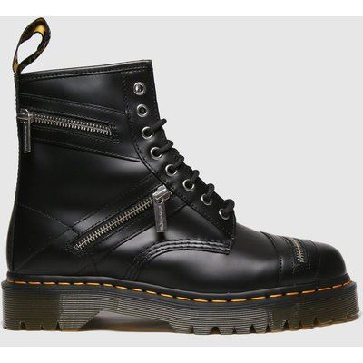 Dr Martens Black 1460 Bex Zip Boots