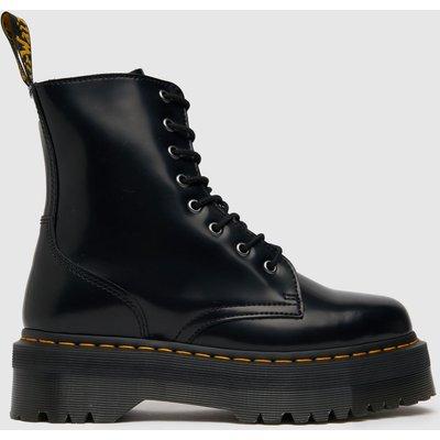 Dr Martens Black Jadon 8 Eye Boots