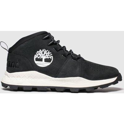 Timberland Black Brooklyn City Mid Boots
