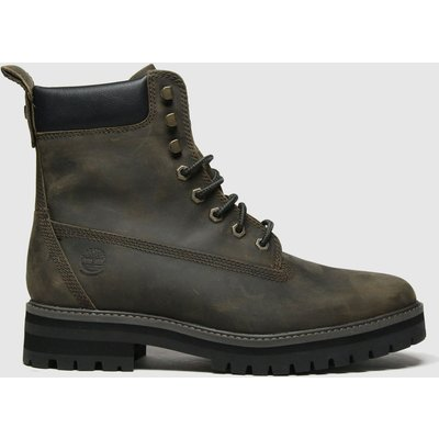 Timberland Khaki Courma Guy Boot Wp Boots