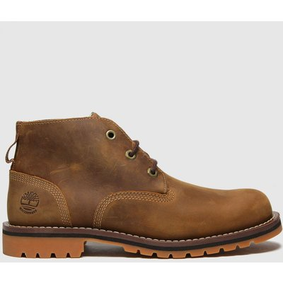 Timberland Brown Larchmont Ii 3 Eye Chukka Boots