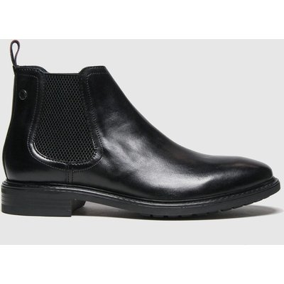 Base London Black Seymour Boots