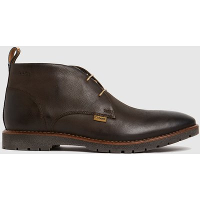 Base London Brown Miller Boots