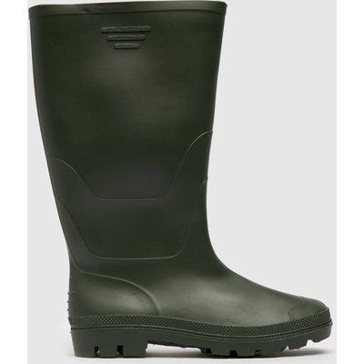 Schuh Khaki Max Wellington Boots