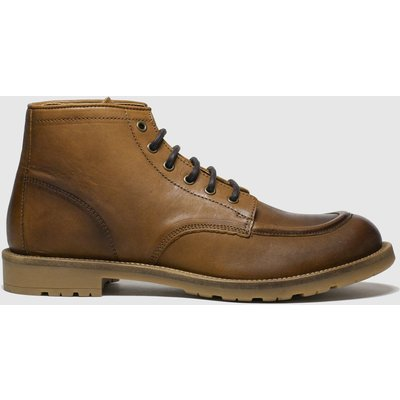 Schuh Tan Angus Boots