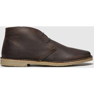 Schuh Brown Simpson Desert Boots