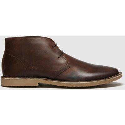 Schuh Brown Grant Desert Boots
