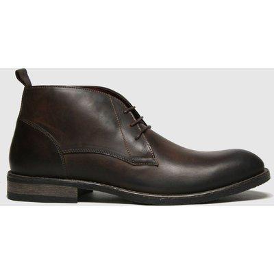 Schuh Brown Greyson Chukka Boots