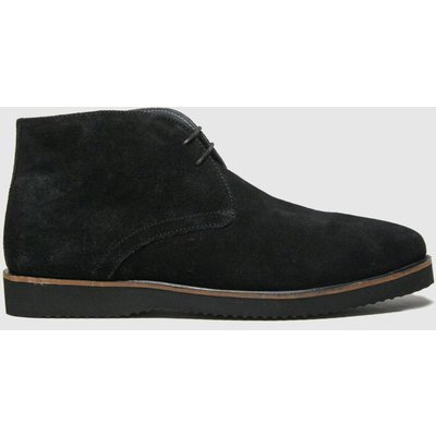 Schuh Black Griffin Chukka Boots