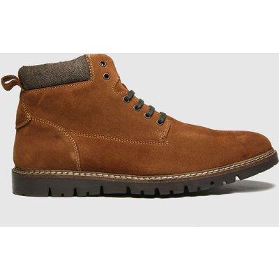 Schuh Tan Archer Tan Boots