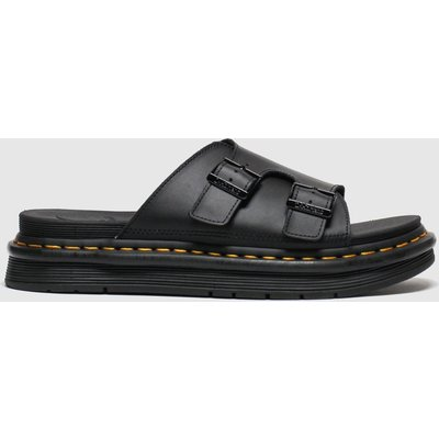 Dr Martens Black Dax Sandals