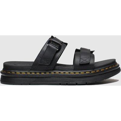 Dr Martens Black Chilton Sandals