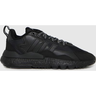 Adidas Black Nite Jogger Winterized Trainers