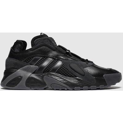 Adidas Black Streetball Trainers
