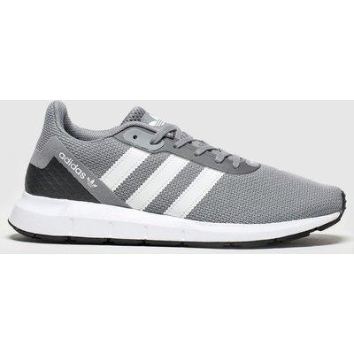 Adidas Grey Swift Run Rf Trainers