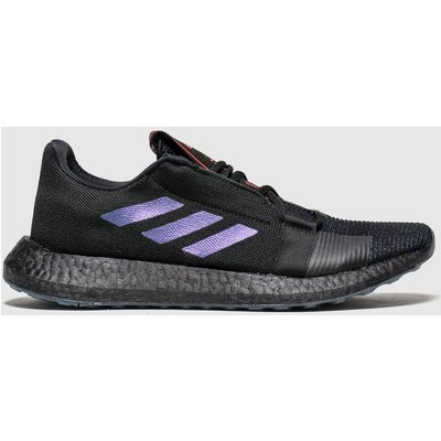 Adidas Black Senseboost Trainers