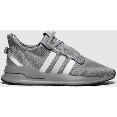 Adidas Grey U_path Run Trainers