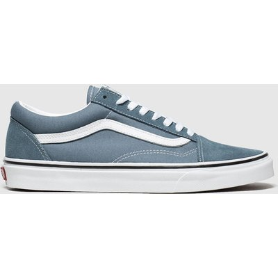 Vans Navy & White Old Skool Trainers