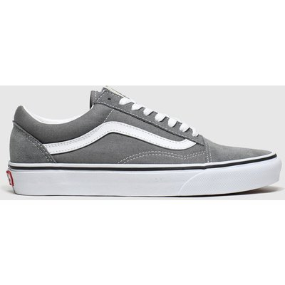 Vans Grey Old Skool Trainers