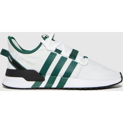 Adidas White U_path Run Trainers
