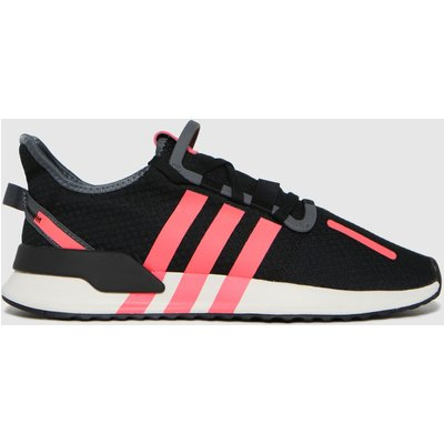 Adidas Black U_path Run Trainers