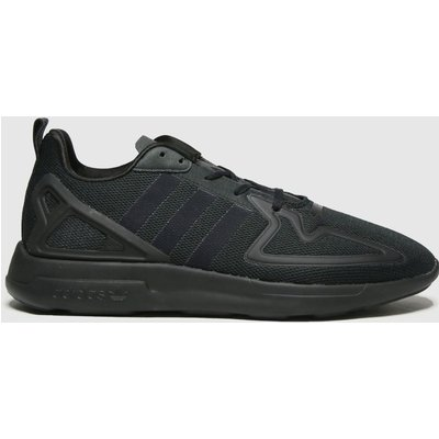Adidas Black Adi 2k Zx Flux Trainers