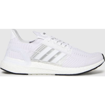 Adidas White Ultraboost Trainers