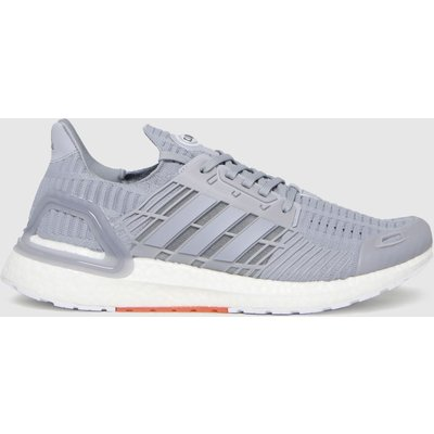 Adidas Light Grey Ultraboost Trainers