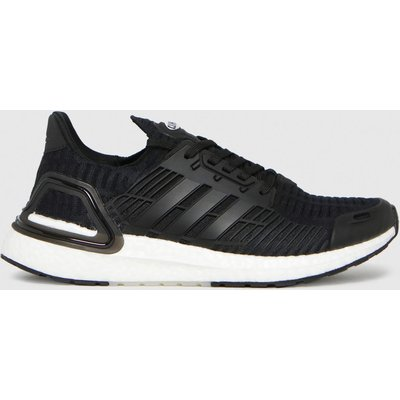 Adidas Black & White Ultraboost Trainers