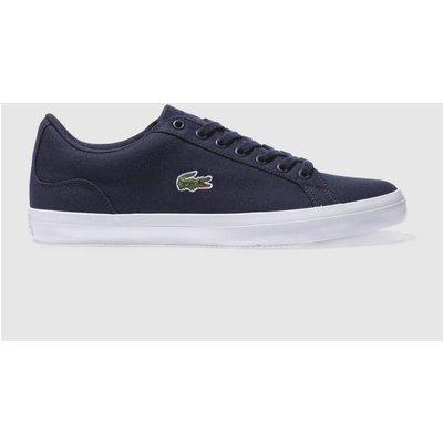 Lacoste Navy Lerond Trainers