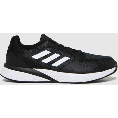 Adidas Black Response Run Trainers