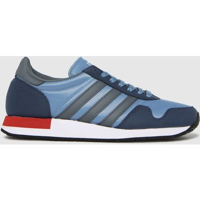 Adidas Blue Usa 84 Trainers
