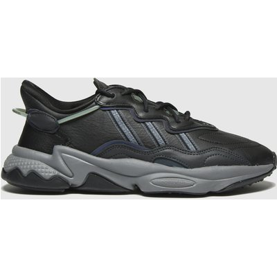 Adidas Dark Grey Ozweego Trainers