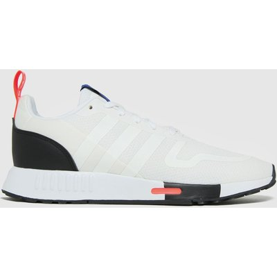 Adidas White & Black Adi Multiix Trainers