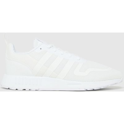 Adidas White Multix Trainers