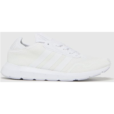 Adidas White Swift Run X Trainers