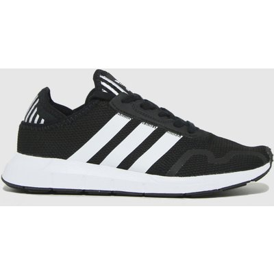 Adidas Black Adi Swift Run X Trainers