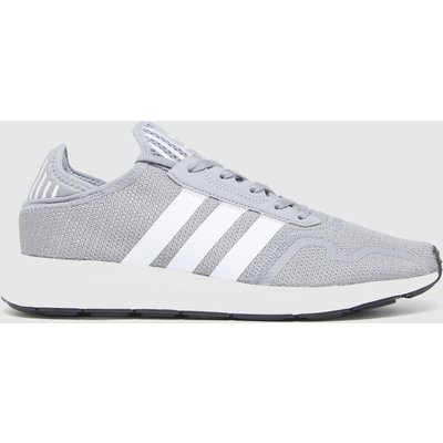 Adidas Grey Swift Run X Trainers