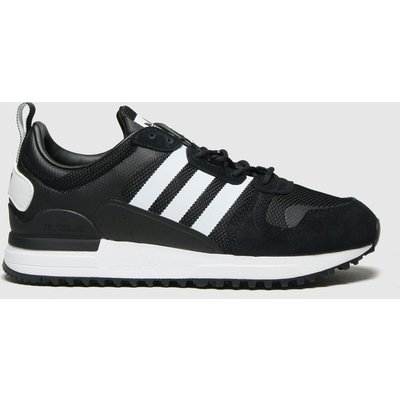 Adidas Black & White Adi Zx 700 Hd Trainers