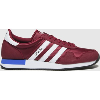 Adidas Red Usa 84 Trainers