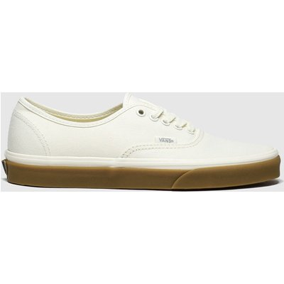 Vans Natural Authentic Trainers