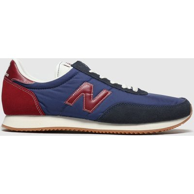 New Balance Navy & Red 720 V1 Trainers