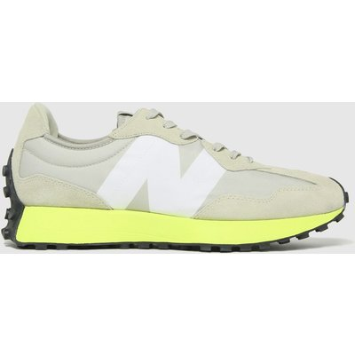 New Balance Grey 327 Trainers