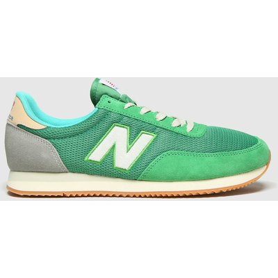 New Balance Green 720 Trainers